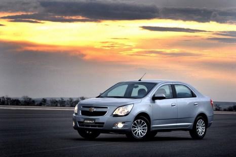 Chevrolet Cobalt 2012. Фото:  5car.ru