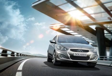 Hyundai Solaris. Фото:  hyundai.autoportal.ua