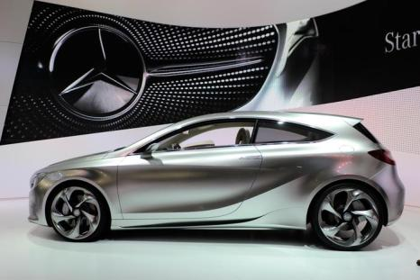 Mercedes Benz A-Class. Фото: Thorsten Wagner/Getty Images
