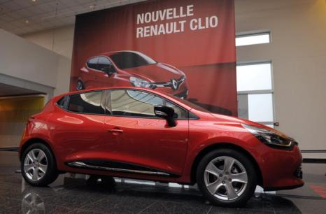 Renault Clio. Фото: ERIC Piermont / AFP / GettyImages