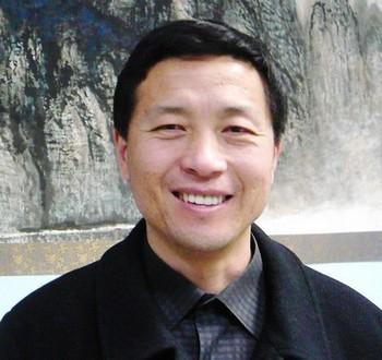 Адвокат Тан Цзитянь, которого коммунистические власти лишили лицензии на адвокатскую деятельность после защиты в суде последователя Фалуньгун. Фото предоставил Тан Цзитянь