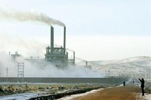 Районы производства редкоземельных металлов в Китае сильно загрязнены. Фото: Getty Images
