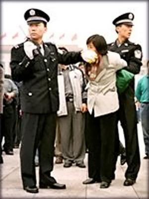 Репрессивная политика китайской компартии в конце концов погубит её саму. Фото с epochtimes.com
