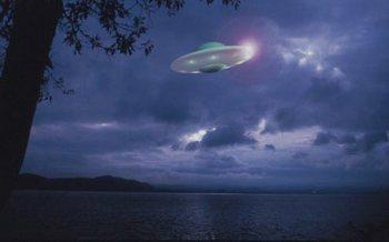 НЛО посетил Китай. Фото с epochtimes.com