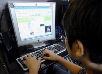 В Китае существует неофициальная правительственная армия хакеров. Фото: JUNG YEON-JE/AFP/Getty Images