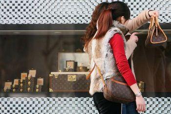В Китае возрастает стремление к роскоши. Фото: Getty Images