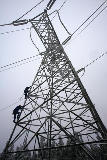 Более 10 китайских провинций страдают от нехватки электричества. Фото: China Photos/Getty Images