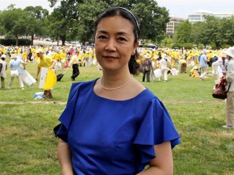 Дженнифер Цзэн бежала из Китая и получила политическое убежище в Австралии, где она написала бестселлер «Свидетель истории» о том, что она пережила. Фото: Шар Адамс/Великая Эпоха