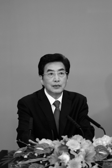 Го Цзиньлун на 11-м городском съезде коммунистической партии Китая в Пекине, 3 июля 2012 года, Китай. Фото: Lintao Zhang/Getty Images
