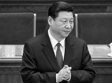 Новый глава коммунистической партии Китая Си Цзиньпин на открытии XVIII съезда партии, 8 ноября, Пекин, Китай. Фото: Feng Li/Getty Images