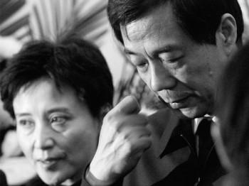 Снятый с должности Бо Силай и его жена Гу Кайлай. Фото сайта theepochtimes.com