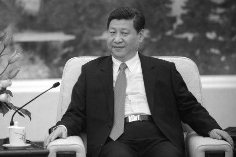 Лидер коммунистической партии Си Цзиньпин в Доме Народов 27 декабря 2012 года, Пекин, Китай. Си заговорил о реформах сразу после прихода к власти, но не о политических реформах. Фото: Wang Zhao/Getty Images