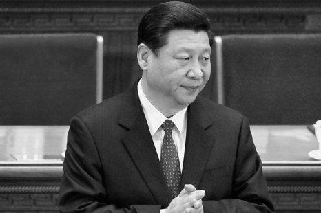 Глава коммунистической партии Китая Си Цзиньпин на открытии сессии XVIII съезда партии, 8 ноября, Пекин. Хотя КПК любит получать выгоды от своих реформ, но сами реформы ей не очень нравятся. Фото: Feng Li/Getty Images