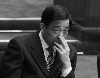 Бо Силай, опальный чиновник КПК, 5 марта 2012 года, Пекин. Фото: Feng Li/Getty Images