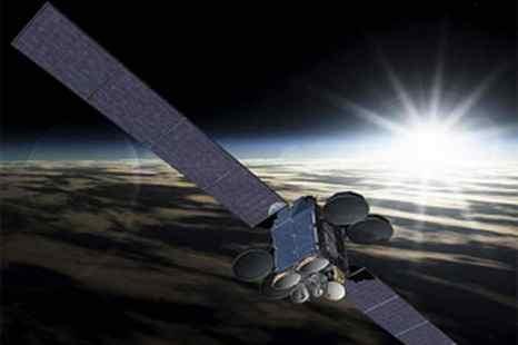 Спутник ST2 телекоммуникационной компании Chungwa. Chunghwa медлит с возобновлением контракта с независимой телевизионной станцией Television NTD, вещающей на Китай. Фото: Gunters space page