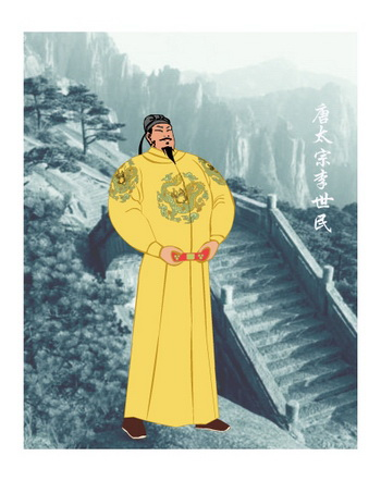 Добродетель Императора Тайцзуна. Фото:epochtimes.ru