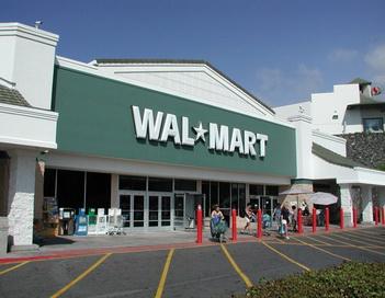 В Китае гигант розничной торговли США Wal-Mart захватывает интернет-рынок . Фото сайта: ru-trade.info