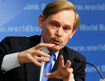 В Китае выступление главы ВБ было прервано партийным чиновником. Фото:profi-forex.org/news
