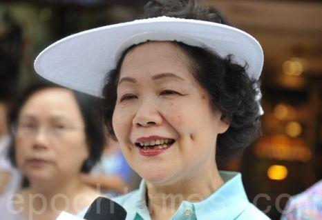 Г-жа Чен. Фото: Songxiang Long / The Epoch Times