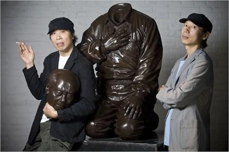 Фоторепортаж. Мао на коленях просит прощения. Фото:epochtimes.com