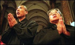 В Китае усиливается преследование христиан. Фото с epochtimes.com