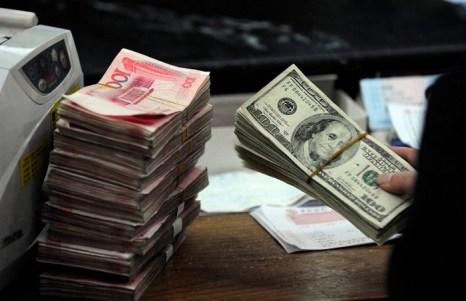 В прошлом году в Китае не досчитались более 100 миллиардов долларов налогов. Фото: AFP
