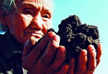 В Китае с большой скоростью сокращается количество чернозёма. Фото с epochtimes.com