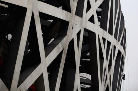 На поддержание ставшего бесполезным главного олимпийского стадиона «Птичье гнездо» ежегодно тратится 11 миллионов долларов США. Фото: Feng Li/Getty Images