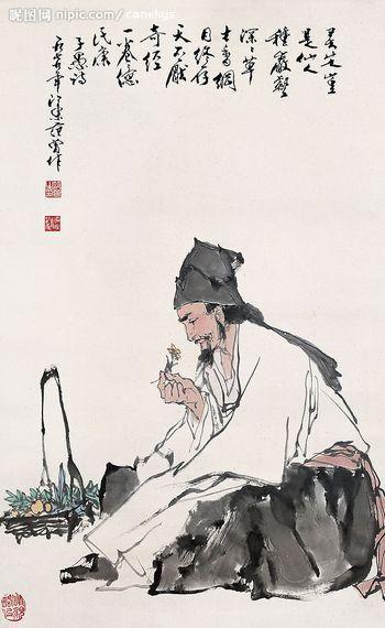Ли Шичжэня. Фото: pic1a.nipic.com