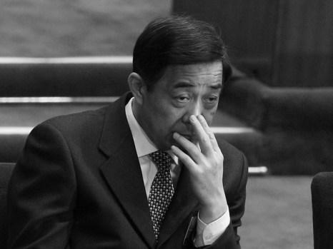 Бо Силай на Национальном народном конгрессе (ННК) 5 марта в Пекине, Китай. Бывший секретарь горкома партии Чунцина был недавно арестован за незаконные сделки с заграничными фирмами. Фото: Feng Li/Getty Images