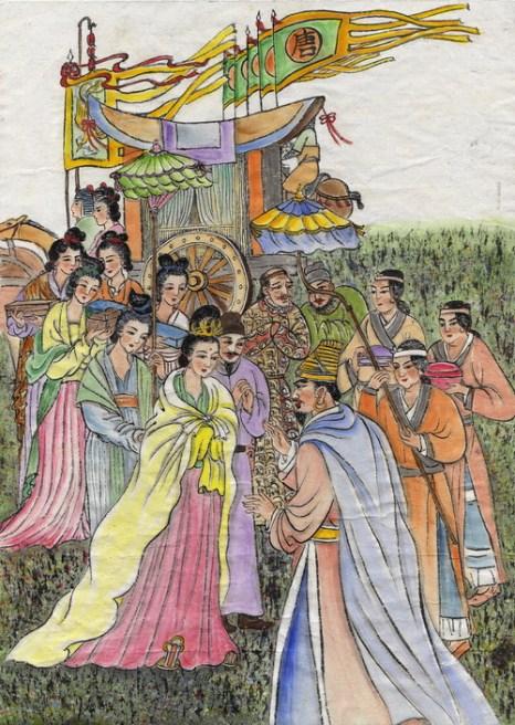 Принцесса Вэнь Чэн — самая почитаемая принцесса династии Тан в Тибете. Фото: Джейн Ку/Великая Эпоха (The Epoch Times)