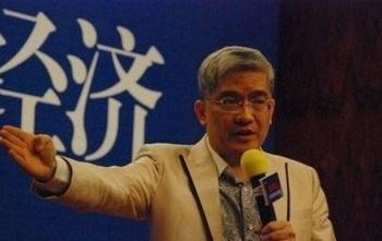 Профессор Лан Сяньпин, учный-экономист из Гонконга. Фото: The Epoch Times