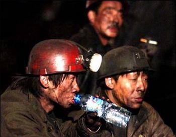 На угольной шахте в северном Китае погибли 11 горняков. Фото: ewsproject.ru/engine
