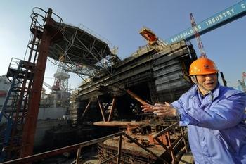 Судостроительные компании Китая находятся на грани банкротства. Фото: Getty Images