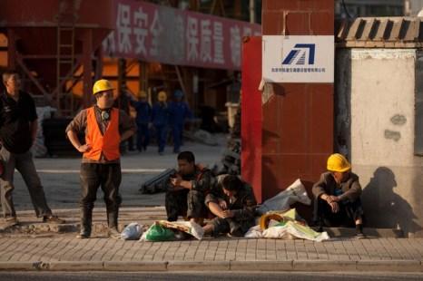 В Китае надвигается экономический кризис. Фото: Ed Jones/AFP/GettyImages
