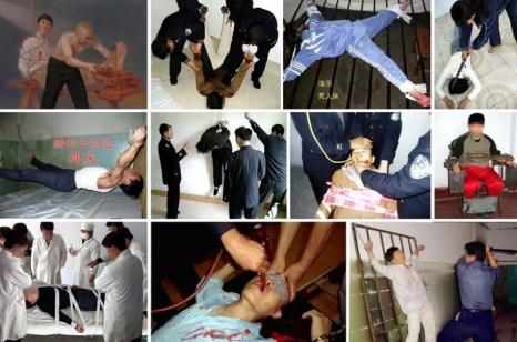 В китайских лагерях к узникам применяют более 100 видов пыток. Источник: epochtimes.com