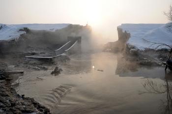 Половина китайских плотин находятся в аварийном состоянии. Фото с epochtimes.com