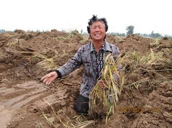 Китаю становится всё труднее себя прокормить. Фото с epochtimes.com