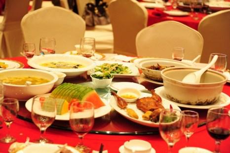 Приёмы чиновников в Китае должны проводиться по высшему классу, но на поверхности должны казаться скромными. Фото с epochtimes.com