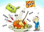 Распространяемая китайскими блогерами иллюстрация, показывающая, сколько разных химических добавок находится в китайских продуктах