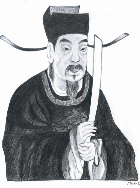 Люй Мэнчжэн — лучший премьер-министр династии Сун. Иллюстрация: Yeuan Fang/Великая Эпоха (The Epoch Times)