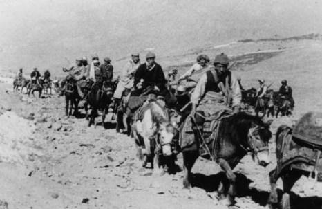 Далай-лама покинул Тибет в 1959 году и получил политическое убежище в Индии. Скриншот из офиса Тибета, Нью-Йорк.