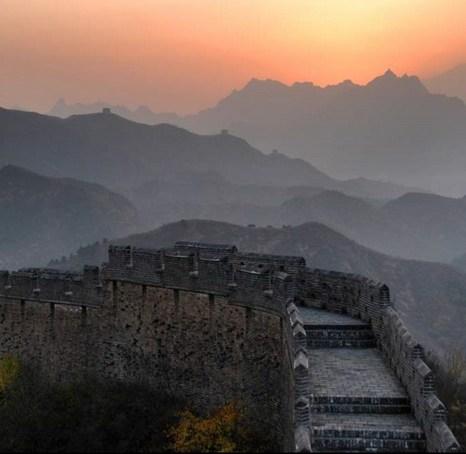 Бадалин из раздела «Великая китайская Стена». Фото: Yan Kaiming