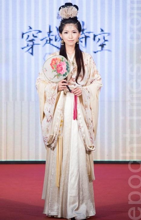 Участница Чжэн Лисинь. Фото: Чэнь Байчжоу/Великая Эпоха (The Epoch Times)