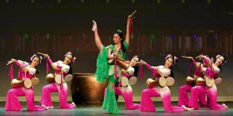 Shen Yun использует грацию и красоту классического китайского танца для демонстрации подлинной китайской культуры. Фото: Shen Yun Performing Arts