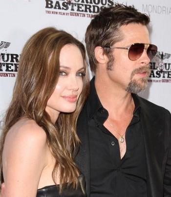 Брэд Питт и Анджелина Джоли планируют занять Белый дом. Фото: Jason Merritt /Getty Images