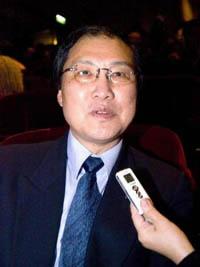 Као Фьонг, мэтр Пекинской и директор Тайваньской оперы (Танг Бин/The Epoch Times)