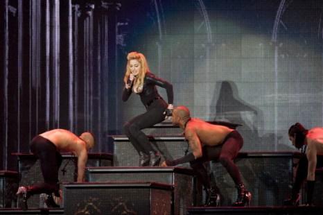 .Мадонну освистали во время концерта в Париже.  Фото: Ragnar Singsaas/WireImage