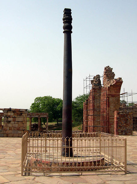 Делийский столб.  Фото: opel-zp.ru