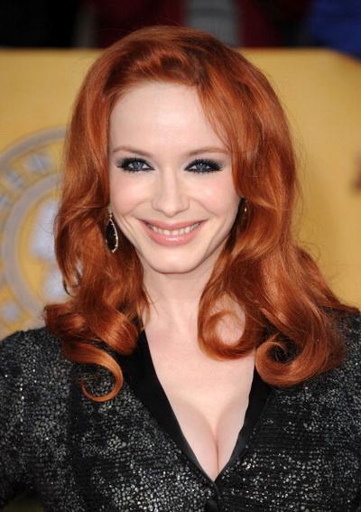 Актриса Кристина Хендрикс. Фото: Jason Merritt/Getty Images